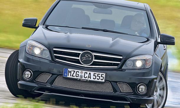 Ein C 63 AMG ist nicht das Ende, sondern der Beginn einer Kraftkur für die Mercedes C-Klasse
