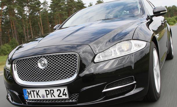 Der neue Jaguar XJ 3.0 V6 Diesel S soll optisch und technisch für frischen Wind in der Luxusklasse sorgen
