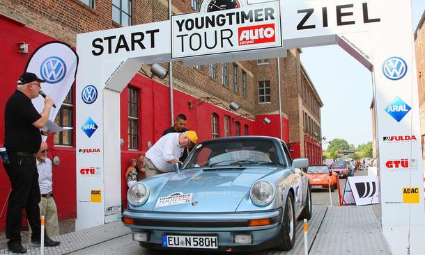 1. Youngtimer Tour 2010