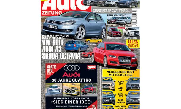 AUTO ZEITUNG Heft 19/2010