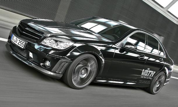 Väth Mercedes-Benz C 250 CGI Front
