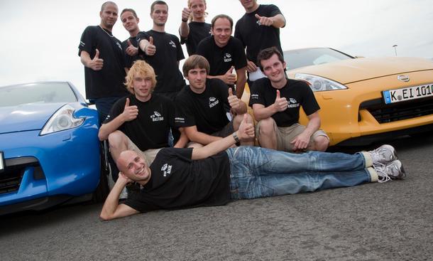 Nissan Sportscar Battle 2010 Grevenbroich Die Gewinner
