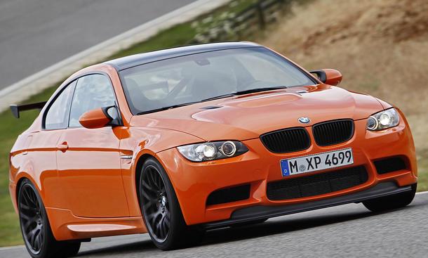 BMW M3 GTS mit 450 PS
