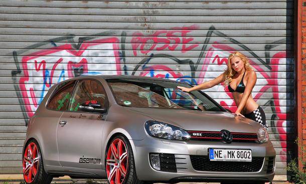 CFC Neuss VW Golf GTI VI