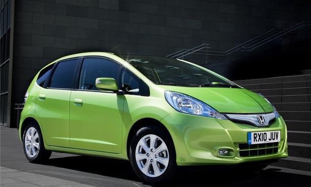 Honda Jazz Hybrid feiert Weltpremiere auf dem Autosalon Paris 2010