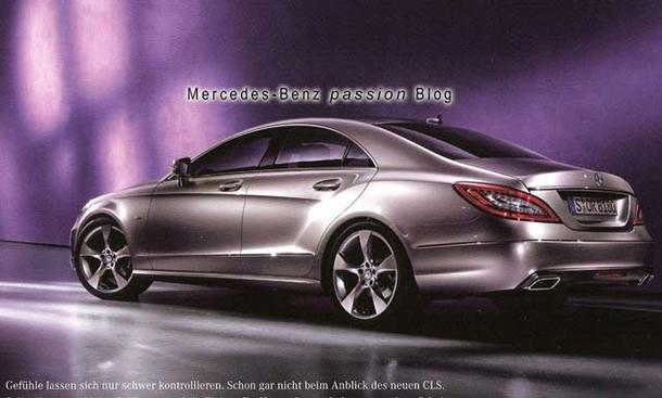 Mercedes CLS - Heck