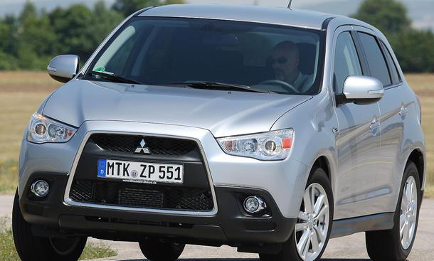 Mitsubishi ASX 1.8 Di-D 2WD Kompakt-SUV