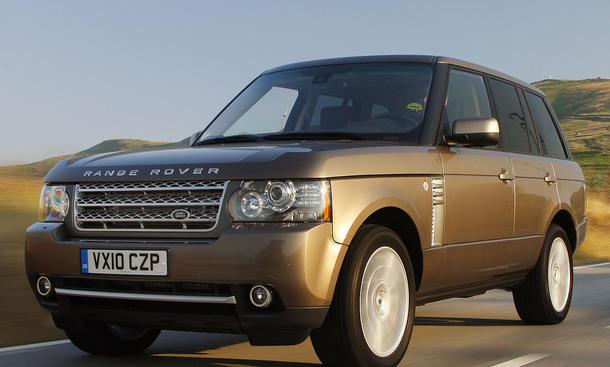 Range Rover 4.4 TDV8 Autobiography Luxus-Offroader