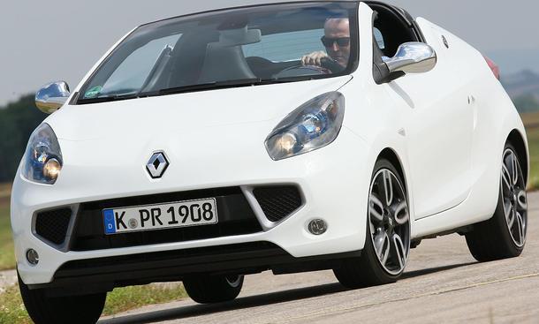 Der Renault Wind TCe 100 hinterlässt einen fahraktiven Eindruck