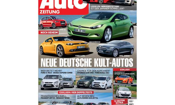 AUTO ZEITUNG Heft 17/2010