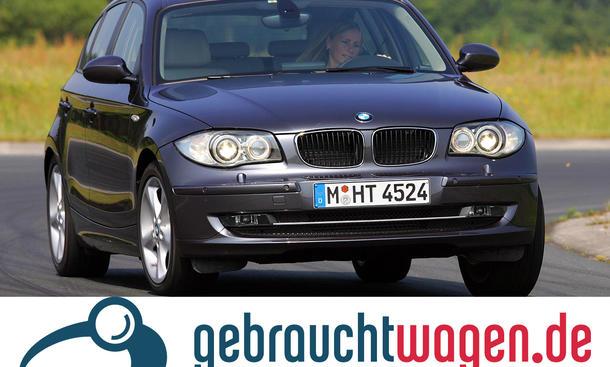 Gebrauchtwagen-Tipp BMW 1er