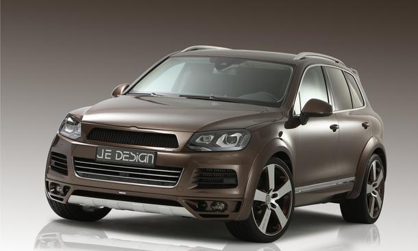 JE Design VW Touareg II Front