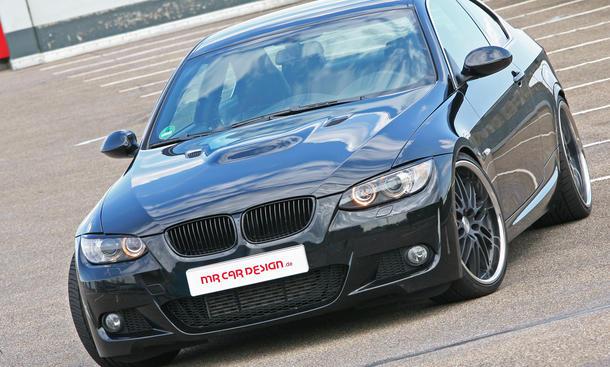 BMW 335i Black Scorpion von MR Car Design Doppelniere