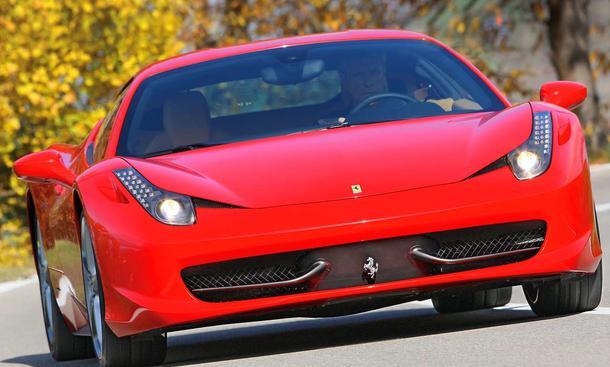Ferrari 458 Italia Sportwagen