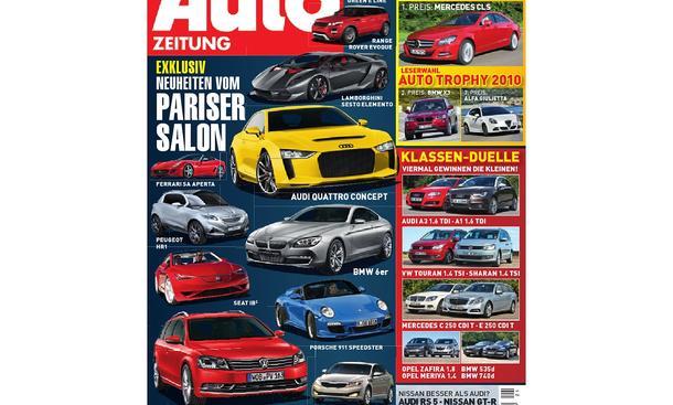 AUTO ZEITUNG Heft 21/2010