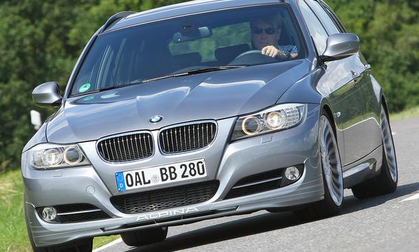 BMW Alpina B3 S Biturbo Touring effizienter Allrounder