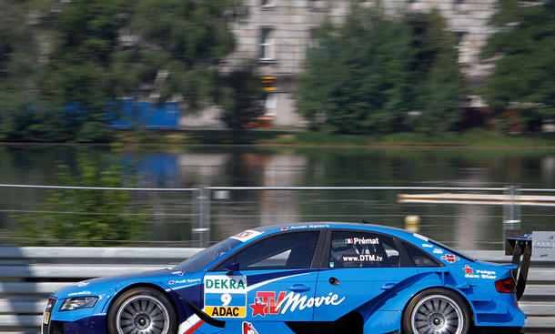 Die Audi DTM-Teams 2010 Audi Sport Team Phoenix