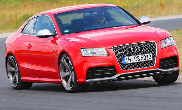 Den Audi RS 5 gibt es ab 77.700 Euro