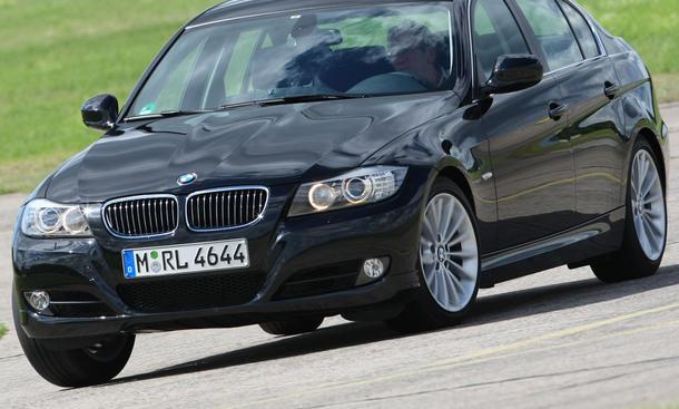 Den BMW 325i gibt es ab 36.000 Euro zu kaufen