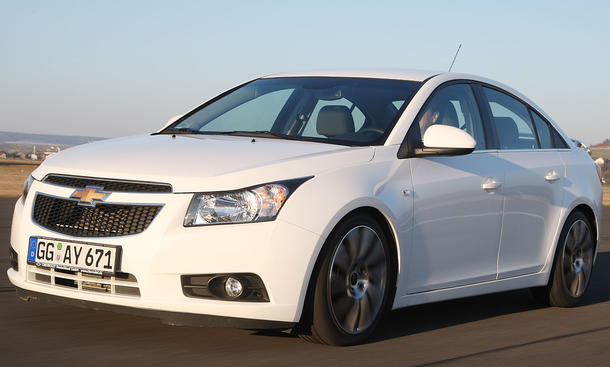 Irmscher Chevrolet Cruze 2.0 LT mit Irmscher-Leistungsplus für 953 Euro