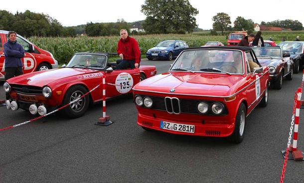 Creme 21 Youngtimer Rallye 2010 - Prolog