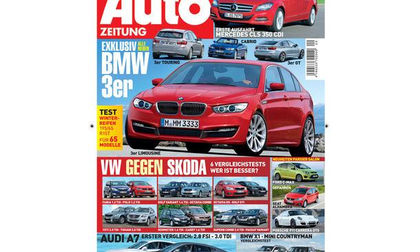 AUTO ZEITUNG Heft 20/2010