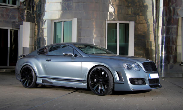 Bentley GT Supersports Edition von Anderson Germany
