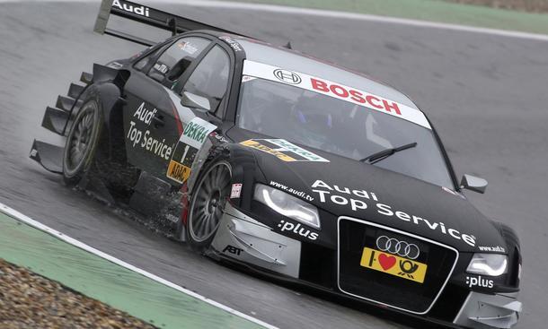 Timo Scheider im Audi A4 DTM