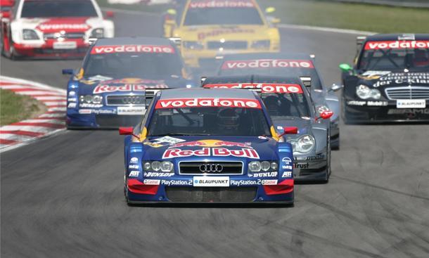Audi A4 DTM Adria Ekstroem 2004