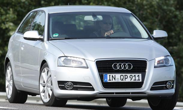 Audi A3 1.2 TFSI Basis-Preis 20.950 Euro