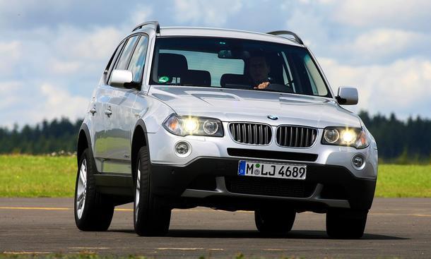 Gebrauchtwagen Tipp BMW X3