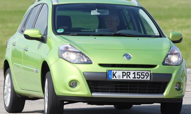 Renault Clio Grandtour dCi 85 FAP Fahrbericht