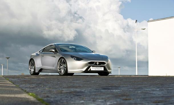 Exagon Motors Furtive eGT Elektro-Sportler