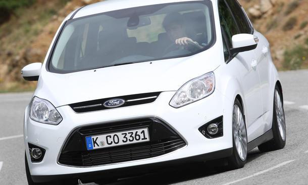 Ford C-Max 1.6 EcoBoost Kompaktvan