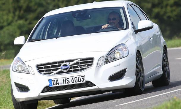 Heico Volvo S60 T6 Mittelklasse-Limousine