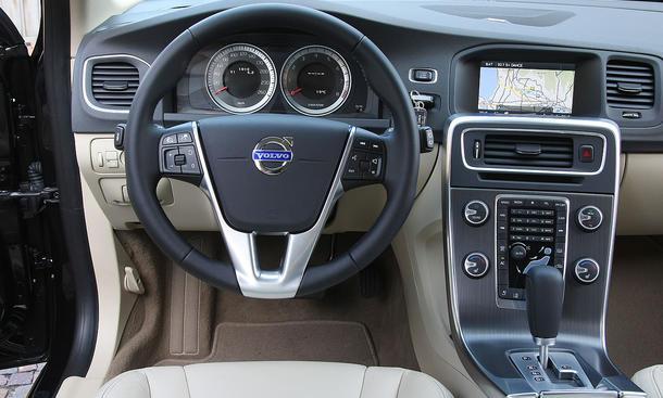 Bilder: Volvo V60 T4   Auto Fahrbericht   Tests   Bild 7   autozeitung ...