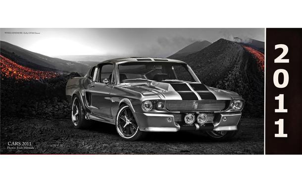 Tuner Cars 2011 Shelby Mustang GT
