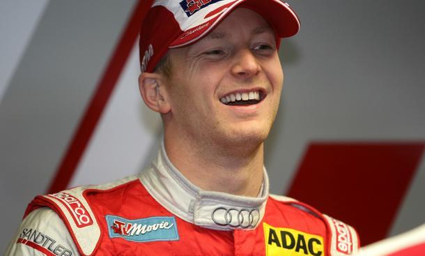 Audi-Pilot Alexandre Prémat verletzte sich bei seinem Unfall am Adria Racaway nur leicht