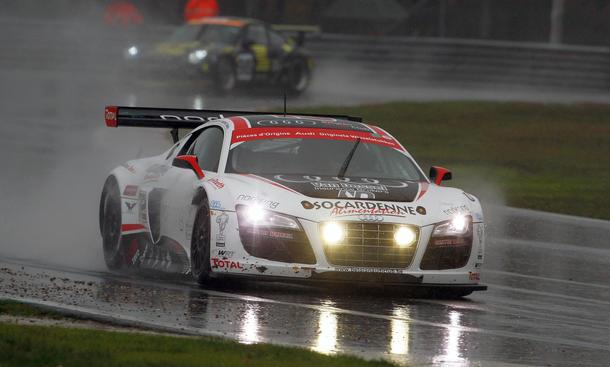Audi R8 LMS Team W-Racing-Team Belcar Meistertitel