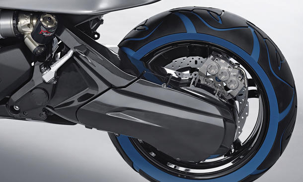 Moped on Bmw Concept C  Bmw Plant Sportlichen Edel Scooter   Auto News   Auto