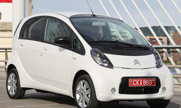 Citroën C-Zero Elektroauto