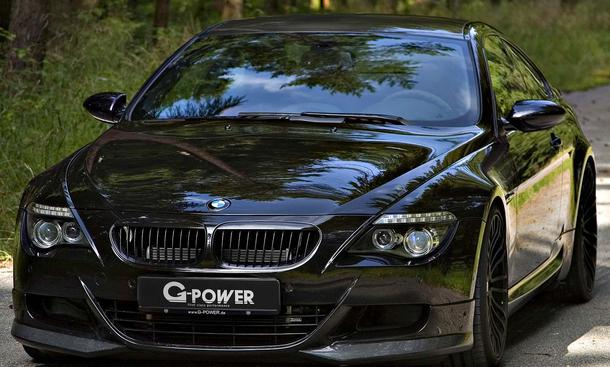 G-Power M6 Hurricane RR: 372 km/h mit 800 PS