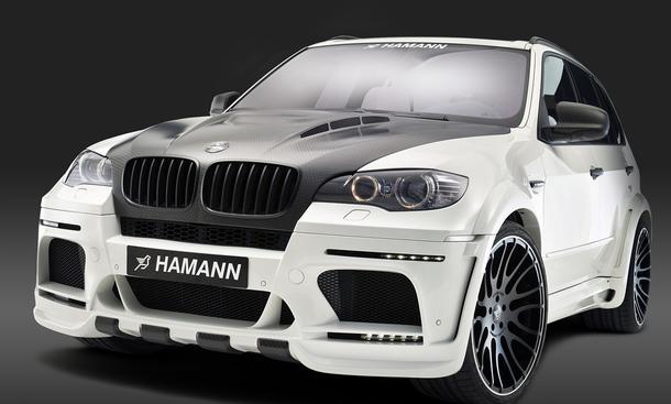 Hamann BMW X5 Flash Evo M Frontschürze