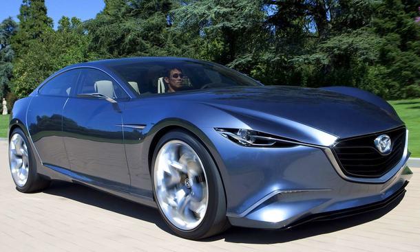 Mazda Shinari - Concept Car