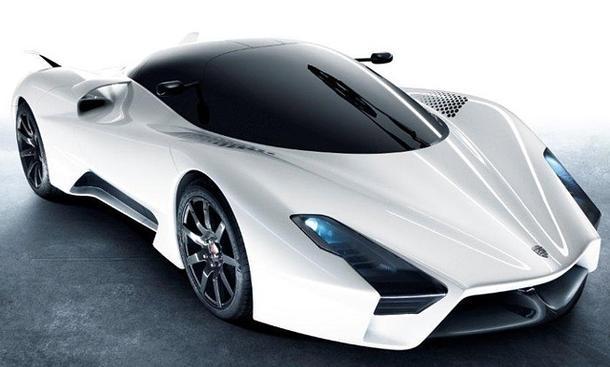 Shelby SuperCars SSC Next Generation soll der schnellste Seriensportler der Welt werden