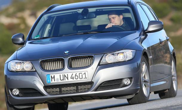 BMW 320i TouringKeiner in dieser Klasse...