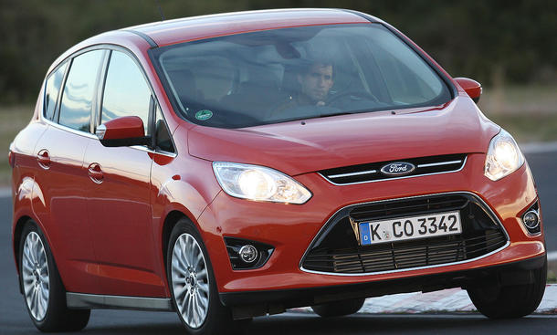 Ford C-MAX 1.6 EcoBoost Fahrspaß