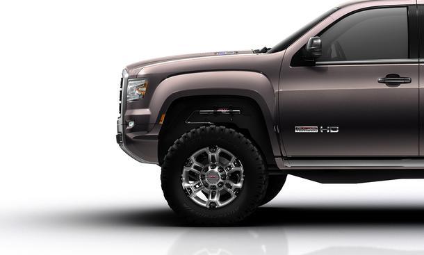 Wetaskiwin Ford Dealers >> 2011 Sierra Heavy Duty Gmc Sierra All Terrain Hd Concept ...