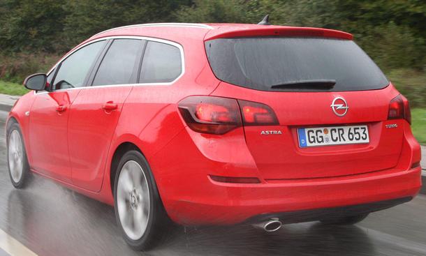 Opel Astra Sports Tourer 1.4 Turbo Kombi