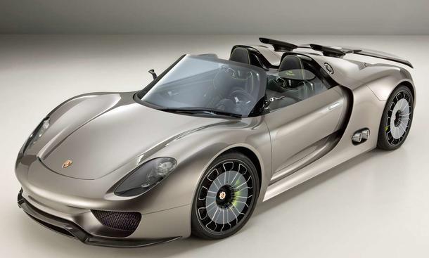 Porsche 918 Spyder Der Aufsichtsrat hat den Bau den 918 Spyder genehmigt
